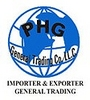road building equipment from PHG GENERAL TRADING LLC