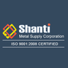 STEEL BARS from SHANTI METAL SUPPLY CORPORATION